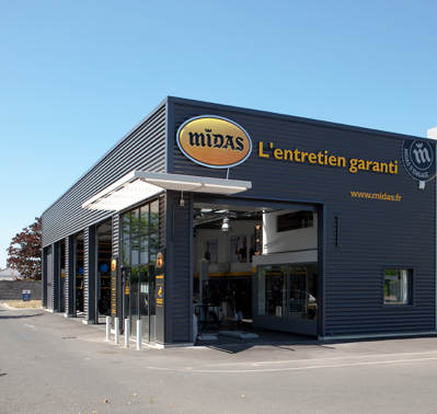 Franchise midas franchise garage automobile for Garage midas corbeil essonnes